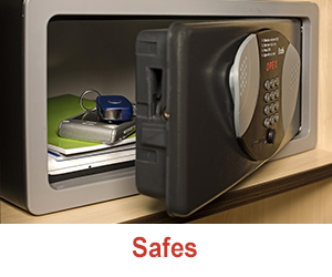 Burlington Locksmith Services - Safes